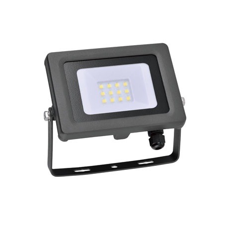 REFLEKTOR LED 10W 6500K 800Lm IP65 SLIM BRILIGHT