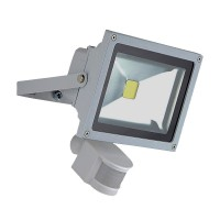 REFLEKTOR LED 20W 6500K 1700Lm IP65 SA SENZOROM BRILIGHT