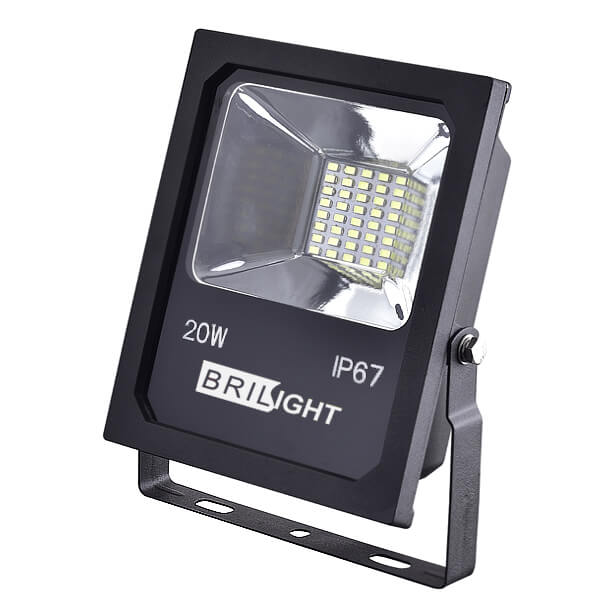 REFLEKTOR LED 20W 6500K 1700Lm IP67 SMD BRILIGHT