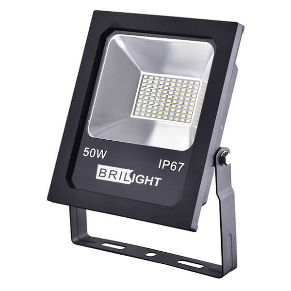 REFLEKTOR LED 2X50W 6500K 11000Lm SMD IP65 BRILIGHT